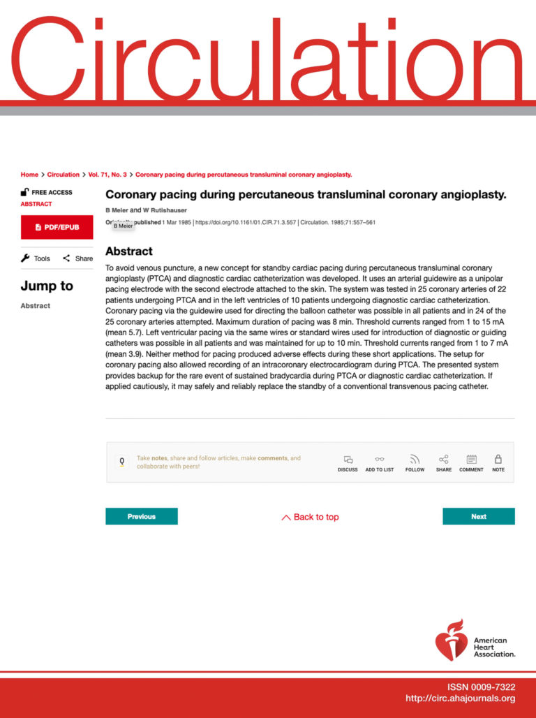 AHA Journal - Electroducer
